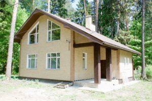 Дом 130 м в Малаховке