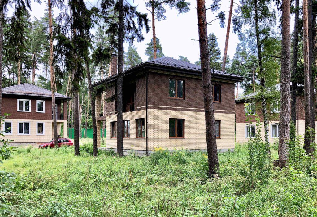Дома и участки в Малаховке